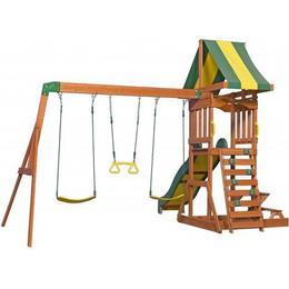 Backyard Discovery Sunnydale Wooden Swing Set