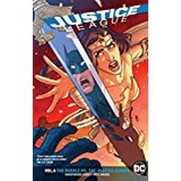 34;Justice League Vol. 6: The People vs. The Justice League (JLA (Justice League of America))