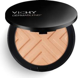 Vichy Dermablend Covermatte Compact Powder Foundation 12Hr SPF25 #35 Sand