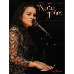 Norah Jones - Piano Songbook (Häftad, 2008)