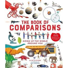 The Book of Comparisons: Sizing up the world around you