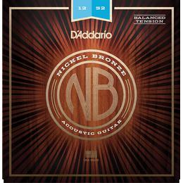 D'Addario NB1252BT