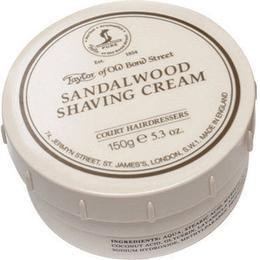 Taylor of Old Bond Street Sandalwood Shaving Cream 15g