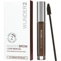 Wunder2 Wunderbrow 1-Step Brow Gel Black/Brown