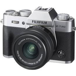 Fujifilm X-T20 + XC 15-45mm F3.5-5.6 OIS PZ