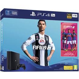 Sony PlayStation 4 Pro 1TB - FIFA 19