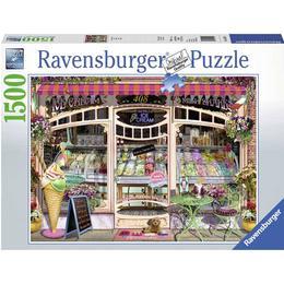 Ravensburger The Glass Kiosk 1500 Pieces