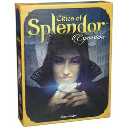 Spacecowboys Splendor: Cities of Splendor