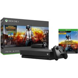 Microsoft Xbox One X 1TB - PlayerUnknown's Battlegrounds