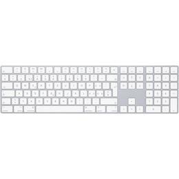 Apple Magic Keyboard with Numeric Keypad (Swiss)