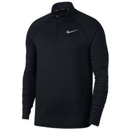 Nike Element Half-Zip Running Top Men - Black