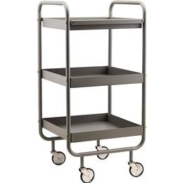 House Doctor Roll 85cm Trolley Tables