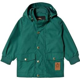 Mini Rodini Pico Jacket - Green (1871010675)