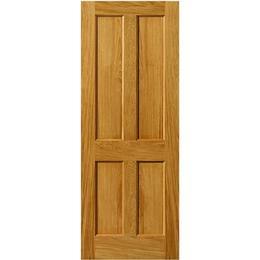 JB Kind Derwent Unfinished Interior Door (61x198.1cm)