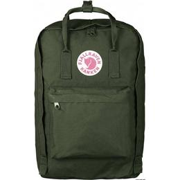 "Fjällräven Kånken Laptop 17"" - Forest Green"