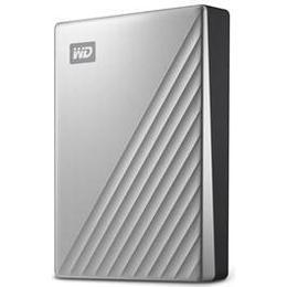 Western Digital My Passport Ultra for Mac 4TB USB-C