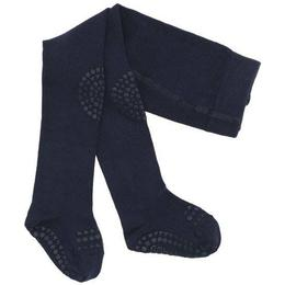 Go Baby Go Crawling Tights - Navy Blue