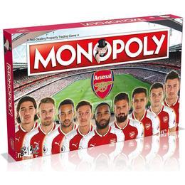 Winning Moves Ltd Monopoly: Arsenal