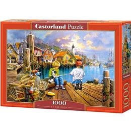 Castorland At the Dock 1000 Pieces