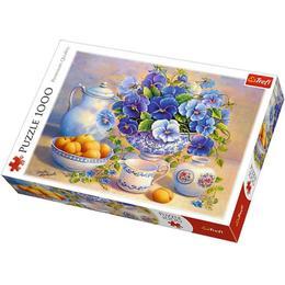 Trefl Blue Bouquet