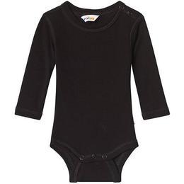 Joha Merino Wool Baby Body - Black (63988-195-111)