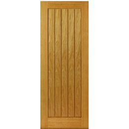 JB Kind Thames Original Unfinished Interior Door (53.3x198.1cm)