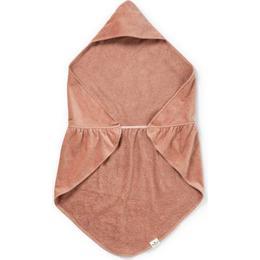 Elodie Details Hooded Towel Faded Rose