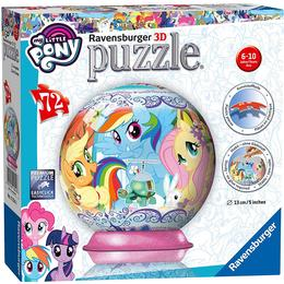 Ravensburger 3D Puzzle Ball My Little Pony 72 Pieces