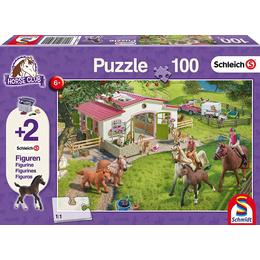 Schmidt Horse Ride into the Countryside 100 Pieces