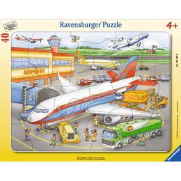 Ravensburger Little Airport 40 Pieces