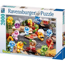 Ravensburger Kitchen Cooking Passion 2000 Pieces