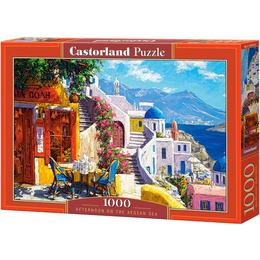 Castorland Afternoon on The Aegean Sea 1000 Pieces