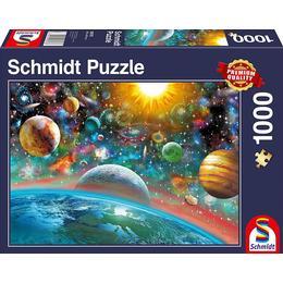 Schmidt Outer Space 1000 Pieces