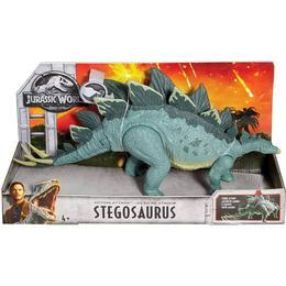 Mattel Jurassic World Action Attack Stegosaurus