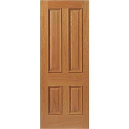 JB Kind Royale E14M Oak Pre-finished Interior Door (68.6x198.1cm)