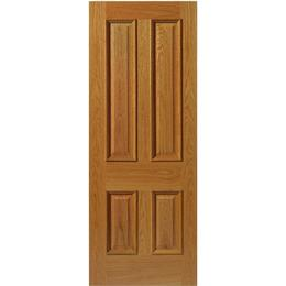 JB Kind Royale E14M Oak Unfinished Interior Door (68.6x198.1cm)