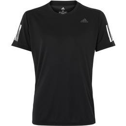 Adidas Own The Run Tee Men - Black/White