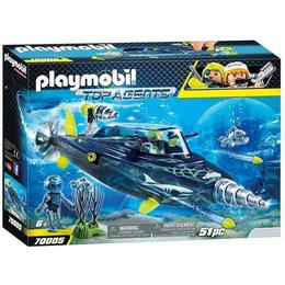 Playmobil Team S.H.A.R.K. Drill Destroyer 70005