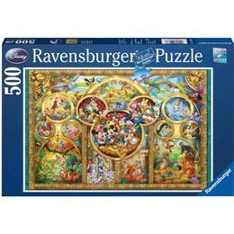 Ravensburger Disney Family 500 Pieces