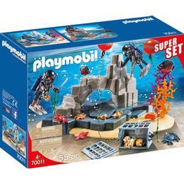 Playmobil Superset Tactical Dive Unit 70011