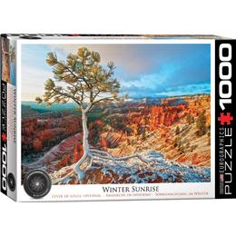 Eurographics Winter Sunrise 1000 Pieces