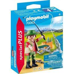 Playmobil Fisherman 70063