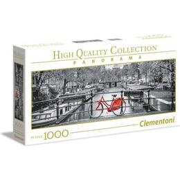 Clementoni High Quality Collection Amsterdam 1000 Pieces