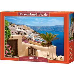 Castorland Santorini Greece 2000 Pieces