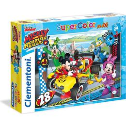 Clementoni SuperColor Mickey & the Roadster Racers 24 Pieces