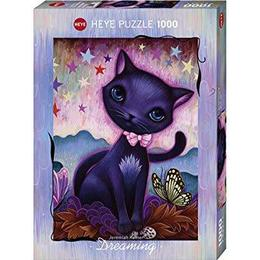 Heye Dreaming Black Cat 1000 Pieces