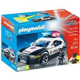 Playmobil City Action Police Car 5673