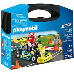Playmobil Go-Kart Racer Carry Case 9322