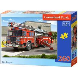 Castorland Fire Engine 260 Pieces