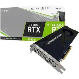 PNY GeForce RTX 2080 Ti 11GB Blower (VCG2080T11BLMPB)